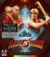 Flash Gordon 4K: 2-Disc Limited Edition Collector's Set