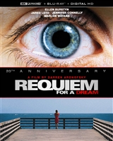 Requiem For a Dream 4K: Director's Cut - 20th Anniversary Edition (BD + Digital Copy)