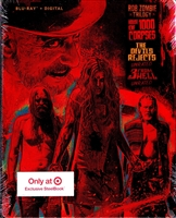 Rob Zombie's: Firefly Trilogy Steelbook - House of 1000 Corpses / The Devil's Rejects / 3 From Hell (Exclusive)