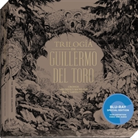 Trilogia de Guillermo del Toro: Criterion Collection DigiPack