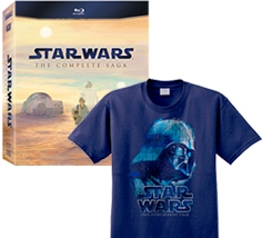 Star Wars Vader T-Shirt (Exclusive)