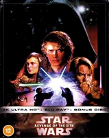 Star Wars III - Revenge of the Sith 4K SteelBook (UK)
