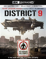 District 9 4K (BD + Digital Copy)