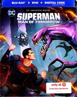 Superman: Man of Tomorrow SteelBook (BD/DVD + Digital Copy)(Exclusive)