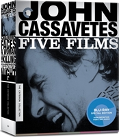 John Cassavetes: Five Films - Criterion Collection DigiPack