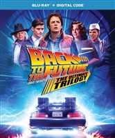 Back to the Future Trilogy: 35th Anniversary Edition DigiBook (BD + Digital Copy)