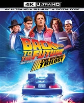 Back to the Future 4K Trilogy: 35th Anniversary Edition DigiBook (BD + Digital Copy)