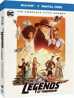 Legends of Tomorrow: Season 5 (BD + Digital Copy)