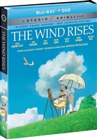 The Wind Rises: Studio Ghibli (Re-release)(BD/DVD)