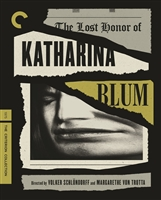 The Lost Honor of Katharina Blum: Criterion Collection