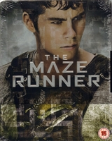 The Maze Runner: Uncut SteelBook (UK)