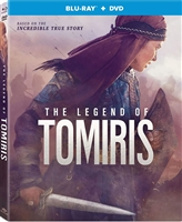 The Legend of Tomiris (BD/DVD)