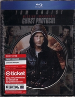 Mission: Impossible - Ghost Protocol MetalPak (BD + Digital Copy)(Exclusive)