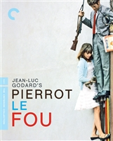 Pierrot Le Fou: Criterion Collection
