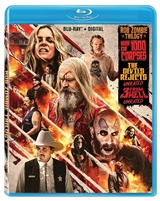 Rob Zombie's: Firefly Trilogy - House of 1000 Corpses / The Devil's Rejects / 3 From Hell (BD + Digital Copy)