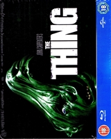 The Thing SteelBook: 100th Anniversary Edition (1982)(UK)