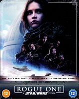 Rogue One: A Star Wars Story 4K SteelBook (UK)