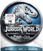 Jurassic World Metal Tin w/ Bonus Disc (BD/DVD + Digital Copy)(Exclusive)