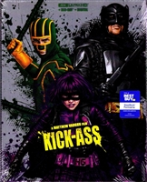 Kick-Ass 4K SteelBook (BD + Digital Copy)(Exclusive)