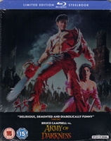 Army of Darkness SteelBook (UK)