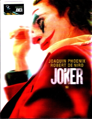 Joker Double Lenticular SteelBook (Czech)