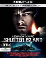Shutter Island 4K (BD + Digital Copy)
