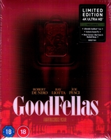 Goodfellas 4K SteelBook: Titans of Cult #6 (UK)