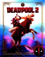 Deadpool 2: Once Upon a Deadpool 4K Lenticular SteelBook (Blufans #54)(China)