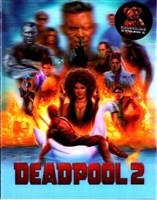 Deadpool 2: Once Upon a Deadpool 4K Double Lenticular SteelBook (Blufans #54)(China)