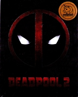 Deadpool 2: Once Upon a Deadpool 4K 1-Click SteelBook (Blufans #54)(China)