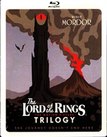 The Lord of the Rings Theatrical Trilogy: Travel Cover Card (Exclusive)