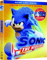 Sonic the Hedgehog: Collector's Edition (BD/DVD + Digital Copy)