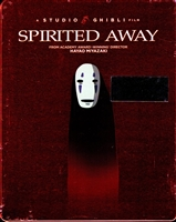 Spirited Away: Studio Ghibli SteelBook (BD/DVD)