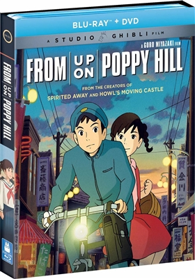 From Up on Poppy Hill: Studio Ghibli (BD/DVD)(Re-release)