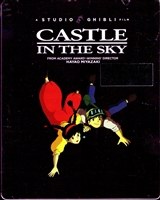Castle in the Sky SteelBook: Studio Ghibli (BD/DVD)