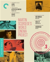Martin Scorsese's World Cinema Project: Vol. 3 - Criterion Collection DigiPack (BD/DVD)