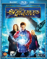 The Sorcerer's Apprentice (BD/DVD)(Slip)