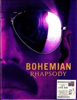 Bohemian Rhapsody Collector's Set SteelBook (Blufans OAB #43)(China)