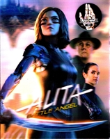 Alita: Battle Angel 4K Lenticular SteelBook (Blufans OAB #39)(China)