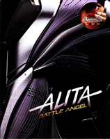 Alita: Battle Angel 4K Full Slip SteelBook (Blufans OAB #39)(China)