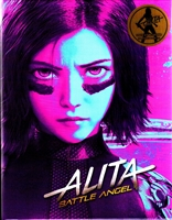 Alita: Battle Angel 4K 1-Click SteelBook (Blufans OAB #39)(China)
