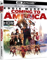 Coming to America 4K (BD + Digital Copy)