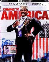 Coming to America 4K SteelBook (BD + Digital Copy)
