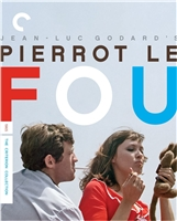 Pierrot Le Fou: Criterion Collection (Re-release)