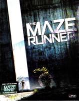 The Maze Runner Full Slip SteelBook (Blufans OAB #8)(China)