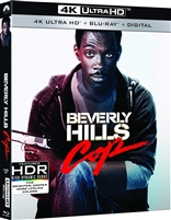 Beverly Hills Cop 4K (BD + Digital Copy)
