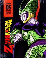 Dragon Ball Z: Season 5 SteelBook