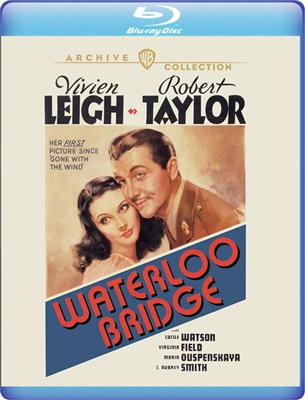 Waterloo Bridge: Warner Archive Collection