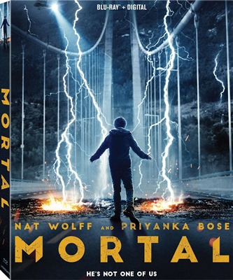 Mortal (BD + Digital Copy)