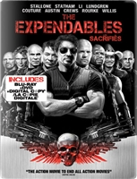 The Expendables SteelBook (BD/DVD + Digital Copy)(Canada)